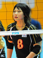 日本女排,东亚运动会