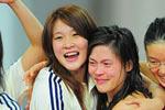 蔡晓慧,游泳,东亚运动会