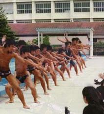 日本青少年游泳