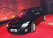 年度紧凑型车大奖北京现代i30