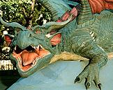 广州跨世纪机器人博览会,森林世界,飞龙 Dragon