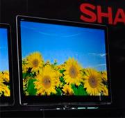 夏普发1万亿色LED背光源电视