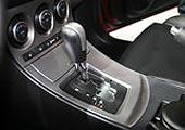 进口Mazda3两厢换档手柄