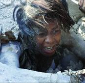 海地余震不断 个别地区民众情绪比较激动