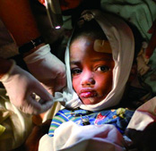 国际社会纷纷表示向海地提供援助