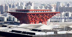 上海世博主场地
