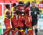 加纳1-0布基纳法索