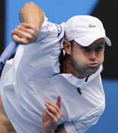 罗迪克,澳网,2010澳网,澳大利亚网球公开赛