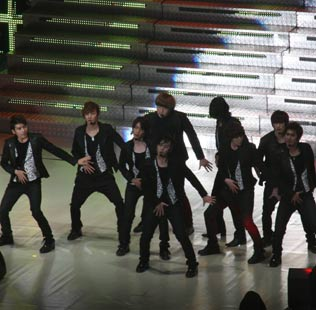 SJ北京演唱会