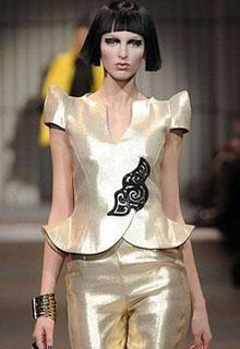 2009巴黎春夏高级定制时装周