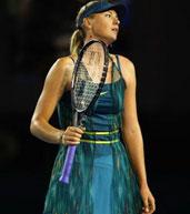 莎娃,澳网,2010澳网,澳大利亚网球公开赛