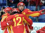 女子冰球,温哥华冬奥会