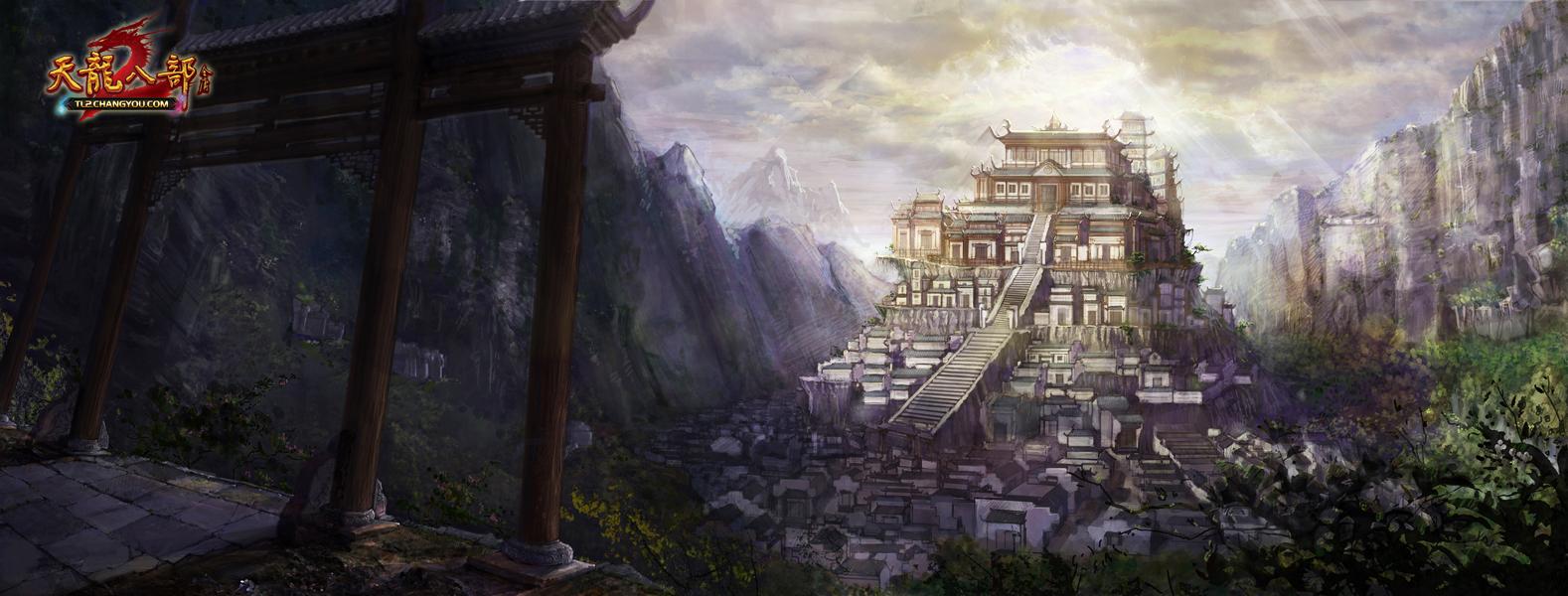 慕容世家多代居于江南姑苏燕子坞参合庄,擅长众家武学,博览中原武学