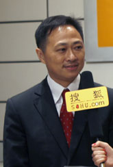 第27届香港国际珠宝展,世界黄金协会华南区经理尤永春