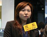 广州保仙健贸易有限公司大区经理刘荷芝