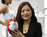 上海尊雅实业有限公司品牌经理Rose Xu