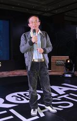 Royal Elastics与涂鸦艺术的结合,Royal Elastics中国区总经理郑明祺,皇家橡皮筋,洛雅
