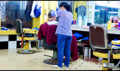 上海国营老字号,角色,时尚,南京美发店,王家沙,上海老饭店