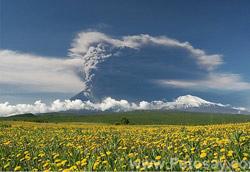 火山塑造人类历史