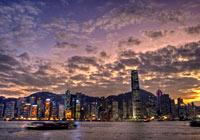 香港:动感时尚之都