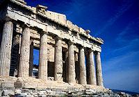 雅典:雅典娜守护的圣城