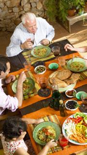 意大利生活方式,意大利人的生活,美食社交