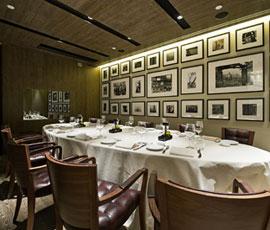 私人餐厅,otto e mezzo restaurant,香港意大利餐厅,岑柏涛