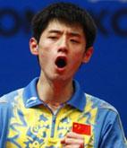张继科,2010世乒赛