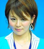 日本美女主播,世乒赛