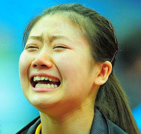 福原爱,世乒赛,2010世乒赛团体赛