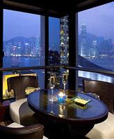 叹香港之设计最炫:喜来登Sky Lounge