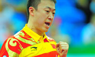 马琳,世乒赛,2010世乒赛团体赛