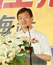 上海冠松集团市场营销中心总经理冯超文