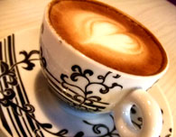 香滑焦糖咖啡