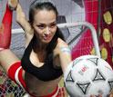 瑜伽教母的性感足球