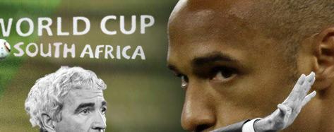 0611评论策划,世界杯评论,世界杯,南非,法国,法国vs乌拉圭,南非vs墨西哥