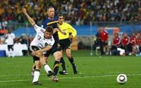 南非世界杯,穆勒