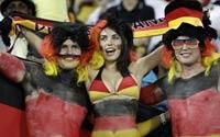 南非世界杯,德国VS澳大利亚