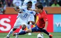 南非世界杯,洪都拉斯VS智利