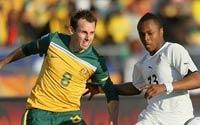 南非世界杯,加纳VS澳大利亚