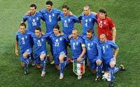 南非世界杯,意大利VS新西兰