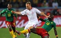 南非世界杯,喀麦隆VS丹麦