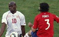 南非世界杯,智利VS瑞士