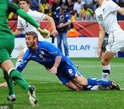 南非世界杯,德罗西,意大利