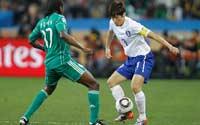南非世界杯,韩国VS尼日利亚