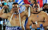 南非世界杯,希腊VS阿根廷