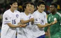 南非世界杯,李正秀