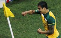南非世界杯,卡希尔