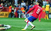 南非世界杯,潘特里奇
