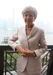 霍丽丝;半岛酒店;餐厅;美食;半岛酒店集团全球市场推广总经理霍丽丝